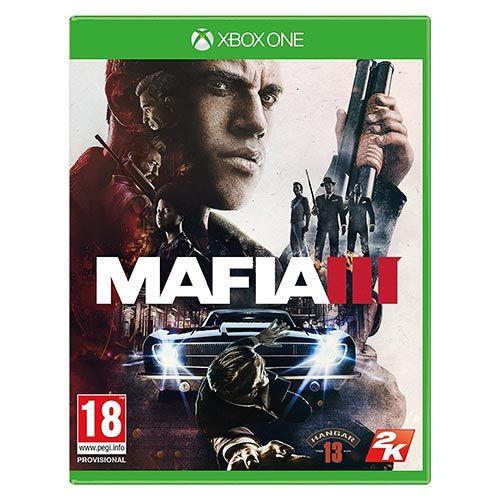 Игра Mafia 3 (III) (Xbox One, русская версия)
