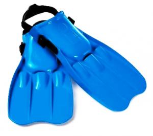 Ласты для плавания Большие,  размер 41-45