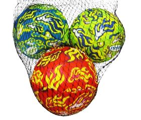 Мячики для игры в бассейне, от 6 лет