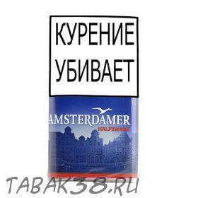 Табак сигаретный Amsterdamer Halfzware (Mac Baren) 30г