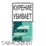 Табак сигаретный Mac Baren Double Menthol CHOICE 40гр