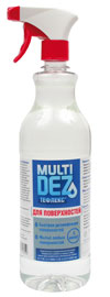 Мультидез-Тефлекс 0,5 мл