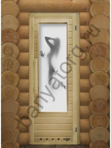 Дверь DoorWood Элит Искушение с фотопечатью