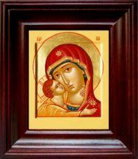 Игоревская икона БМ (21х24), простой киот