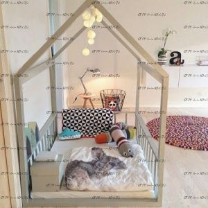 Кровать-Домик №Д5