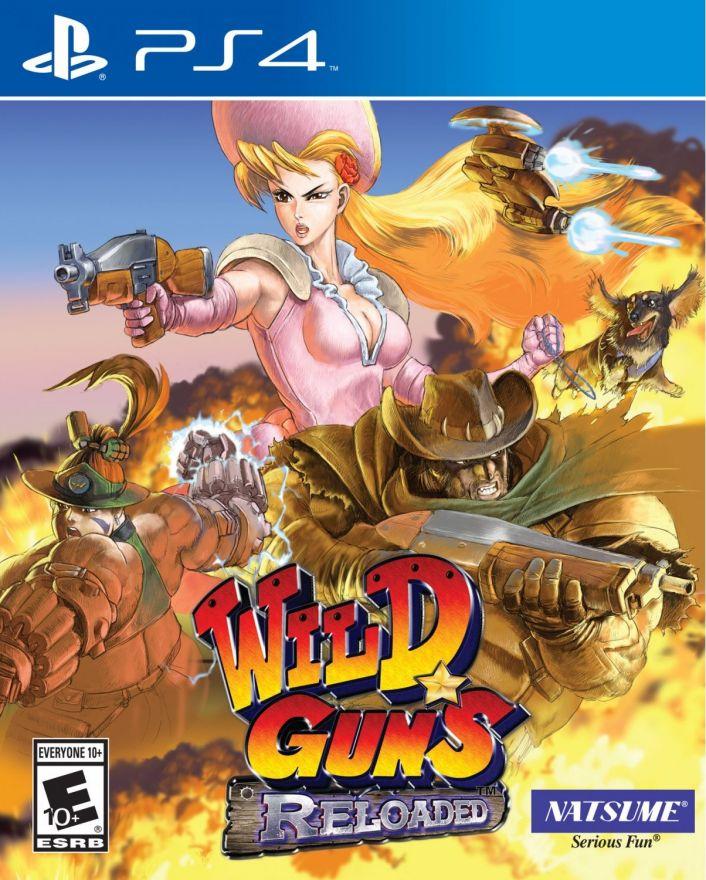 Игра Wild Guns Reloaded (PS4)