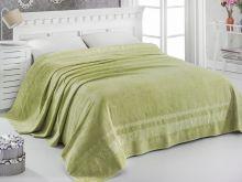 """Простыня бамбуковая """"PUPILLA"""" ELIT 200x220 см (зеленая) Арт.808/2-3"""