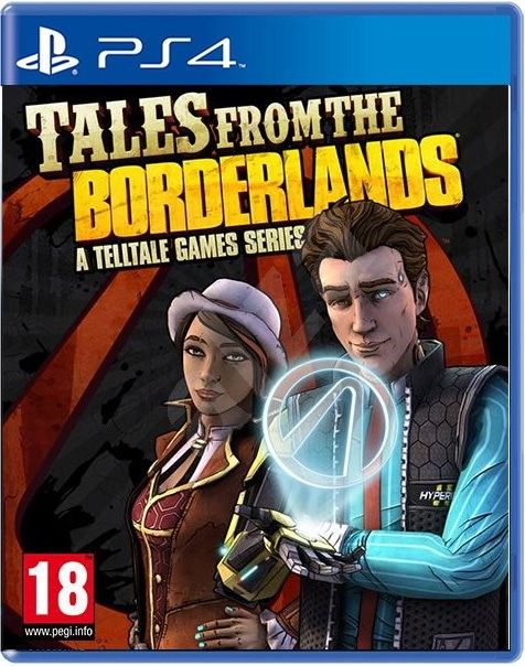 Игра Tales From The Borderlands A Telltale Games Series (PS4)