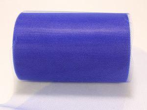 Фатин, средняя жесткость, ширина 15 см, бобина 100 ярдов, цвет: C28 темно-синий