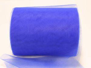 `Фатин мягкий, ширина 15 см, цвет: R30 синий