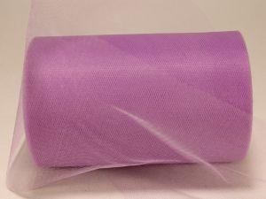`Фатин, средняя жесткость, ширина 15 см, цвет: C24 сиреневый