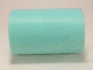 `Фатин, средняя жесткость, ширина 15 см, цвет: C42 бирюзовый