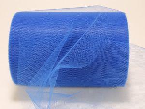 `Фатин, средняя жесткость, ширина 15 см, цвет: C53 синий