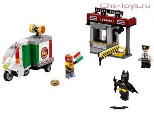 Конструктор Lari Бэтмен Специальная доставка от Пугала 10629 (70910) 221 дет