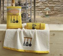 Кухонные полотенца LEMON (45*65)*2 Арт.2231-2