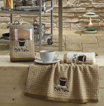 "Кухонные полотенца ""KARNA"" LEMON 45x65 - 2 шт. Арт.2228-1"