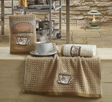 Кухонные полотенца LEMON (45*65)*2 Арт.2228-2