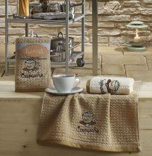 Кухонные полотенца LEMON (45*65)*2 Арт.2228-3