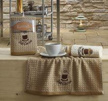 Кухонные полотенца LEMON (45*65)*2 Арт.2228-4