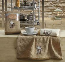 Кухонные полотенца LEMON (45*65)*2 Арт.2228-5
