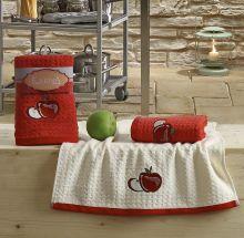 Кухонные полотенца LEMON (45*65)*2  Арт.2229-1