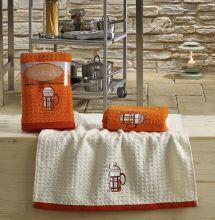 "Кухонные полотенца ""KARNA"" LEMON 45x65 - 2 шт. Арт.2232-2"