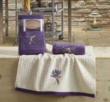 "Кухонные полотенца ""KARNA"" LEMON 45x65 - 2 шт. Арт.2233-2"