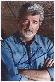Автограф: Джордж Лукас. Звездные войны