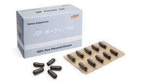 Экстракт плаценты JBP Posain 100 капсул (Лаеннек Laennec)