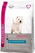Eukanuba Breed Specific West Highland White Terrier Корм для собак породы вест-хайленд-уайт-терьер (2,5 кг)