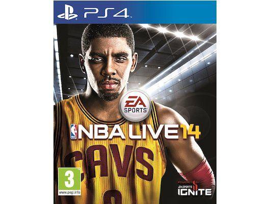 Игра NBA Live 14 (PS4)