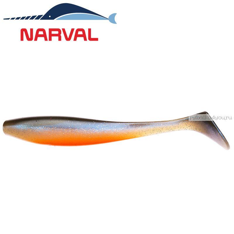 Купить Мягкие приманки Narval Choppy Tail 10sm #008 Smoky Fish (5 шт в уп)