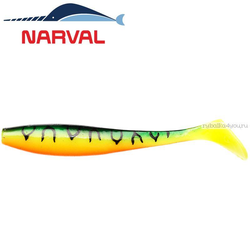 Купить Мягкие приманки Narval Choppy Tail 10sm #006 Mat Tiger (5 шт в уп)