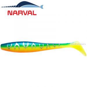 Мягкие приманки Narval Choppy Tail 10sm #002 Blue Back Tiger (5 шт в уп)