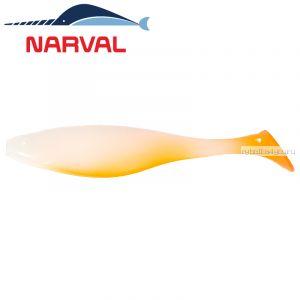 Мягкие приманки Narval Commander Shad 14sm #010 White Rabbit (3 шт в уп)