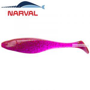 Мягкие приманки Narval Commander Shad 14sm #003 Grape Violet (3 шт в уп)