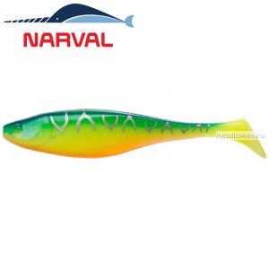 Мягкие приманки Narval Commander Shad 14sm #002 Blue Back Tiger (3 шт в уп)