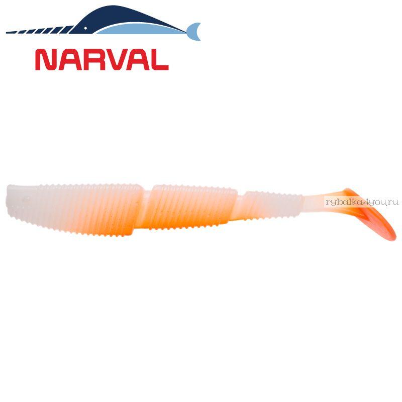 Купить Мягкие приманки Narval Complex Shad 10sm #010 White Rabbit (4 шт в уп)
