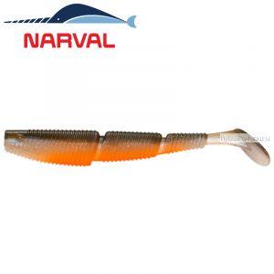 Мягкие приманки Narval Complex Shad 10sm #008 Smoky Fish (4 шт в уп)