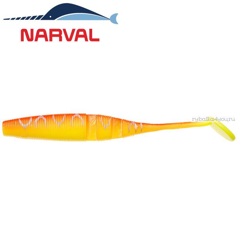 Купить Мягкие приманки Narval Loopy Shad 15sm #009 Sunset Tiger (3 шт в уп)