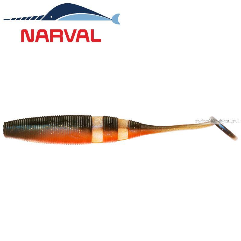 Купить Мягкие приманки Narval Loopy Shad 15sm #008 Smoky Fish (3 шт в уп)