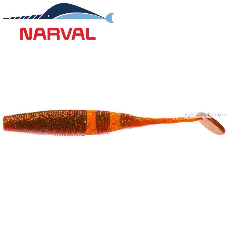 Купить Мягкие приманки Narval Loopy Shad 15sm #005 Magic Motoroil (3 шт в уп)