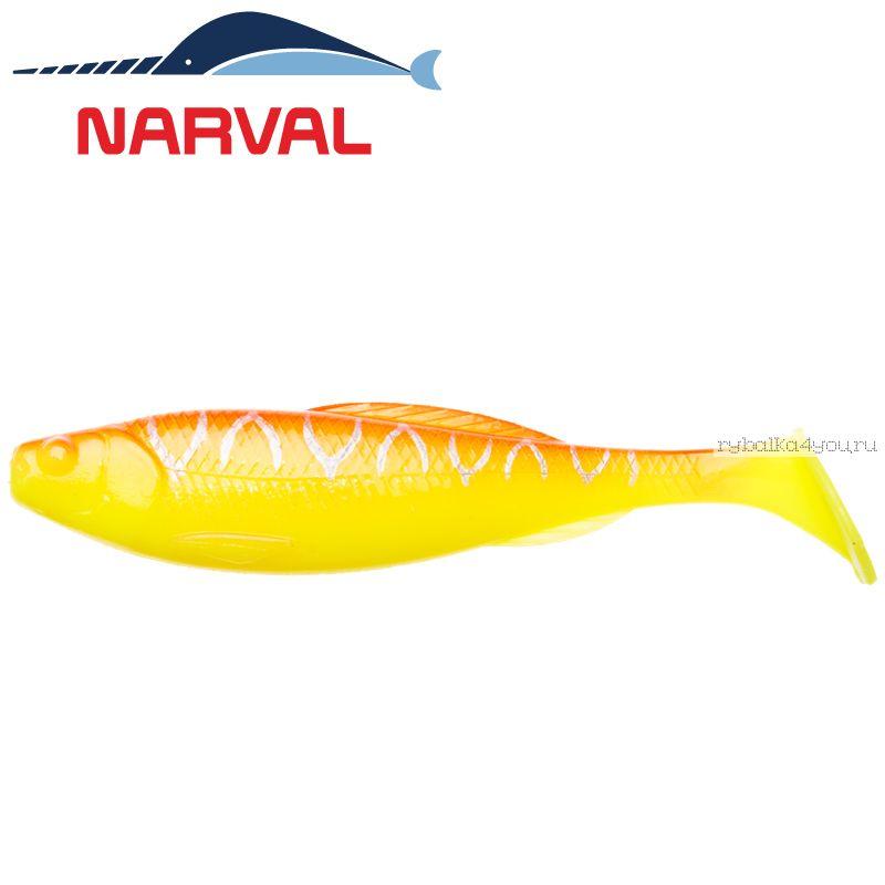Купить Мягкие приманки Narval Troublemaker 10sm #009 Sunset Tiger (5 шт в уп)