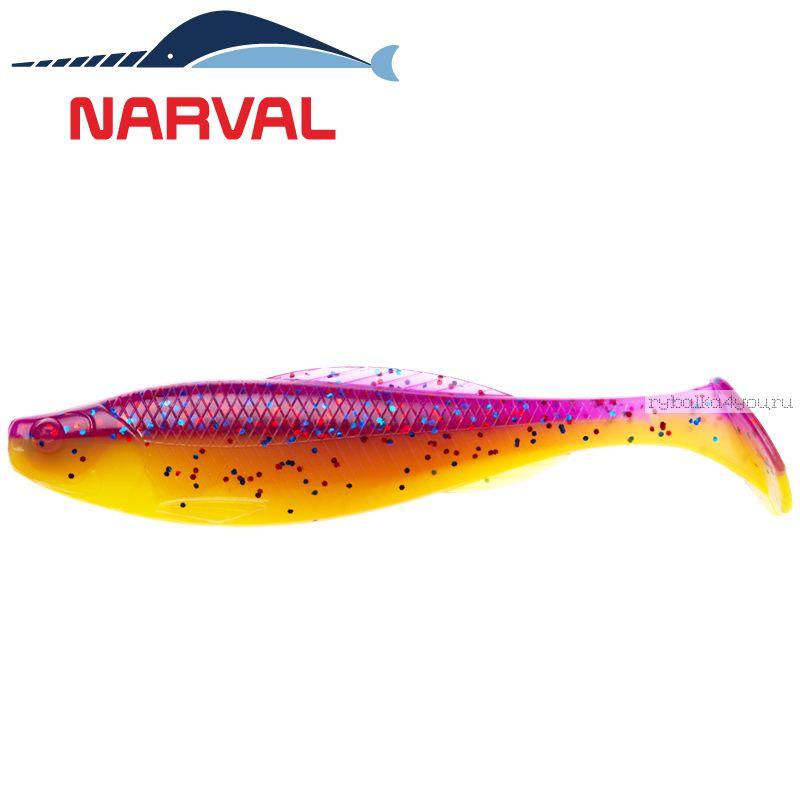 Купить Мягкие приманки Narval Troublemaker 10sm #007 Purple Spring (5 шт в уп)