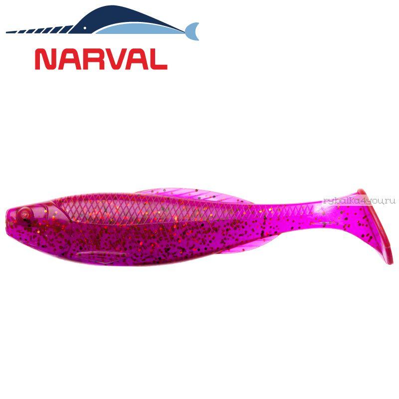Купить Мягкие приманки Narval Troublemaker 10sm #003 Grape Violet (5 шт в уп)