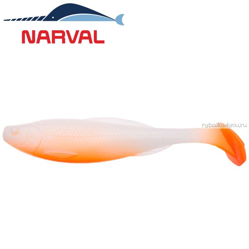 Купить Мягкие приманки Narval Troublemaker 10sm #010 White Rabbit (5 шт в уп)