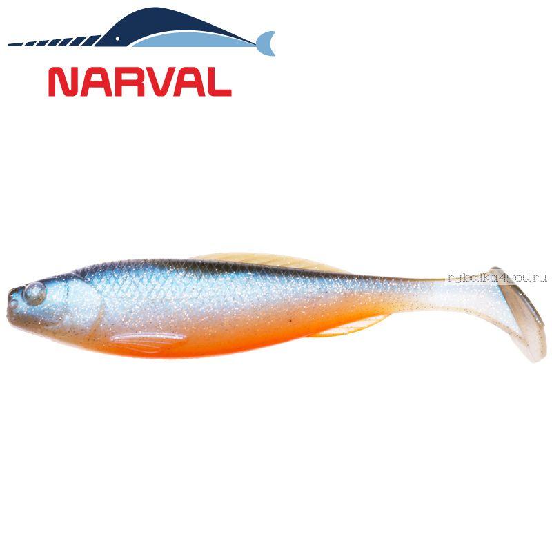 Купить Мягкие приманки Narval Troublemaker 10sm #008 Smoky Fish (5 шт в уп)