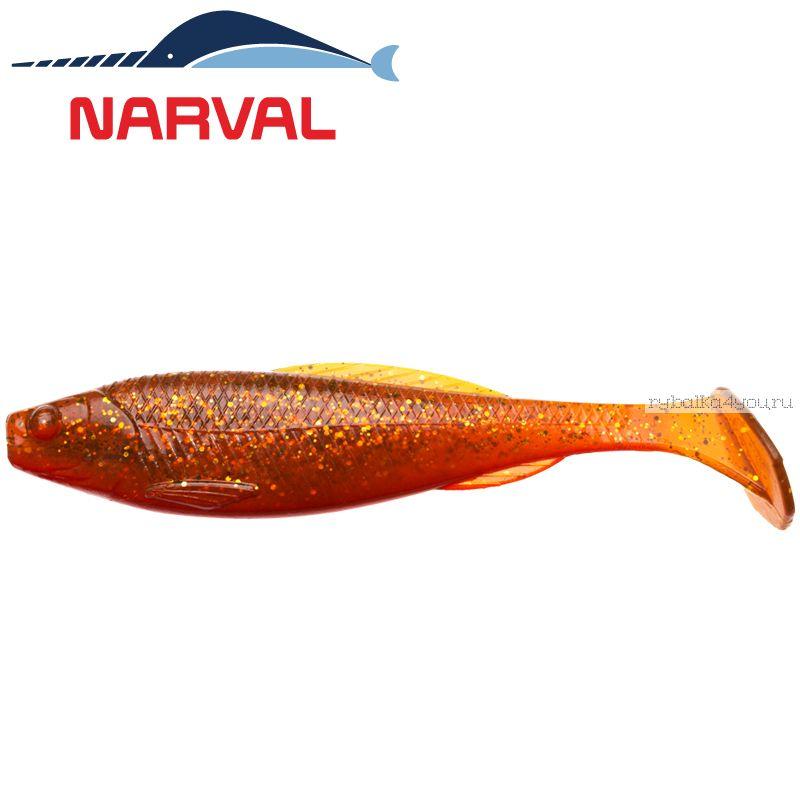 Купить Мягкие приманки Narval Troublemaker 10sm #005 Magic Motoroil (5 шт в уп)