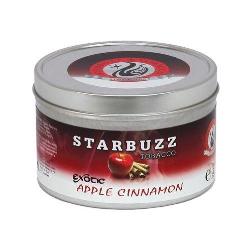 Табак для кальяна Starbuzz - Apple Cinnamon (Яблоко с Корицей)