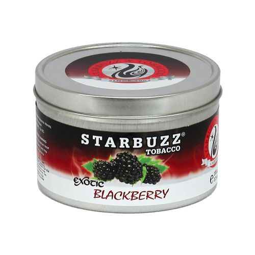 Табак для кальяна Starbuzz - Blackberry (Ежевика)